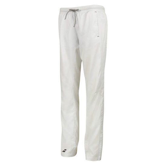 Babolat Core Club Girls Pants (White)