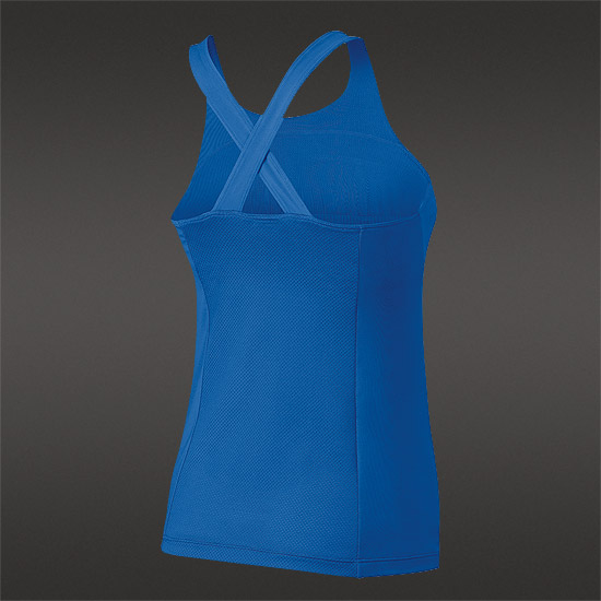 Wilson Team Womens Tank (Blue)