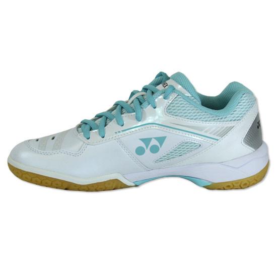Yonex Power Cushion 65XL White//Mint Badminton Shoes