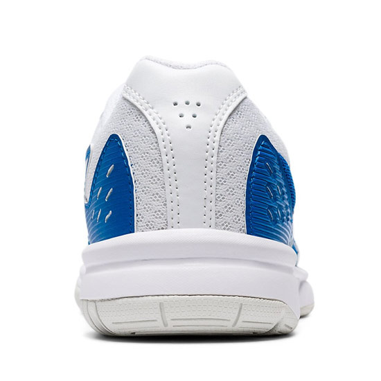 Asics Gel Upcourt 3 Womens Court Shoes (Blue-White)
