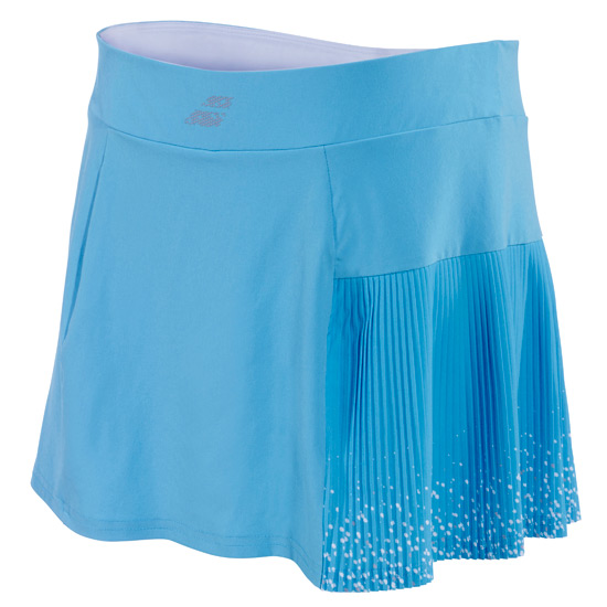 Babolat Performance Girls Skirt (Horizon Blue)