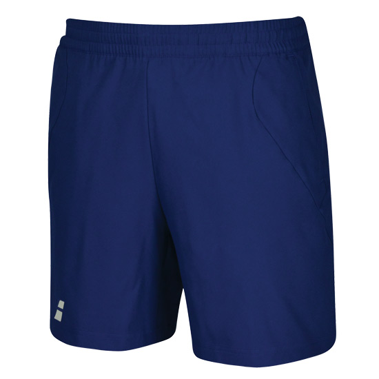 Babolat Core Boys Shorts (Estate Blue)