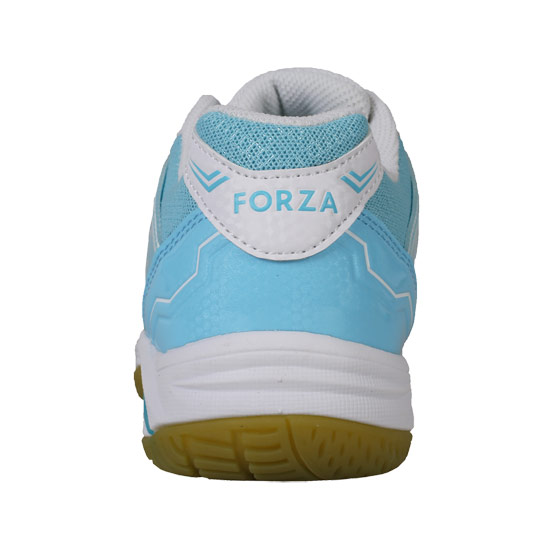 Forza Extremely Womens Badminton Shoes (Blue Fish)