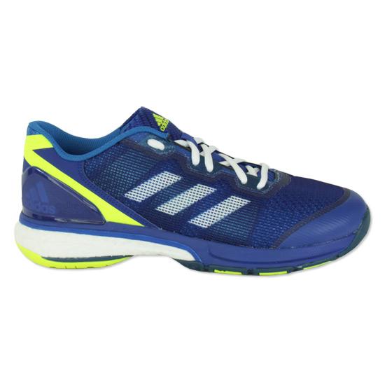 ffa675820371a adidas adipower Stabil Boost II Mens Court Shoes (Collegiate Royal -White-Solar)