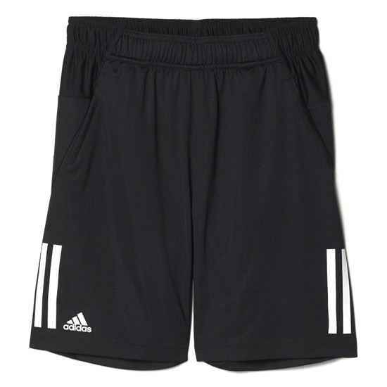 Adidas Club Boys Shorts (Black)