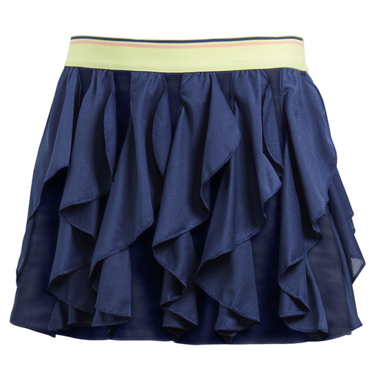 Adidas Girls Frilly Skirt