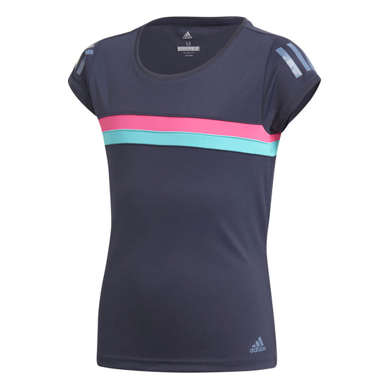 Adidas Club Girls Tee (Legend Ink)
