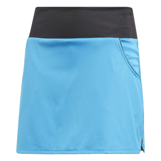 Adidas Club Girls Skirt (Shock Cyan)