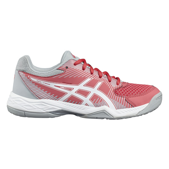 1b2c02352f1b Asics Gel Task 2 Womens Court Shoes (Rouge Red-Mid Grey)