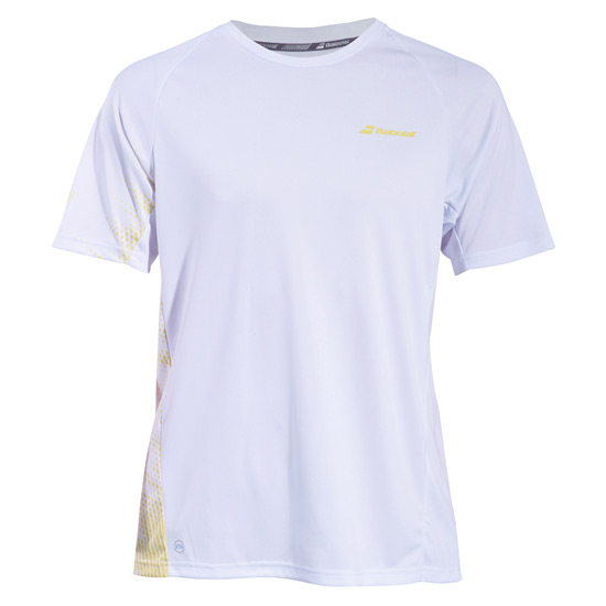 Babolat Performance Boys Crew Neck Tee