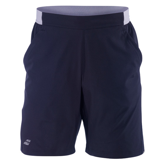 Babolat Performance Boys X-Long Shorts (Black-Black)
