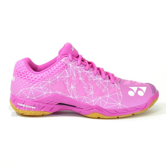 1b97dc2d637 Yonex Power Cushion Aerus 2 Womens Badminton Shoes (Pink)